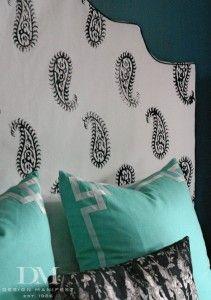 orc week 7 block print paisley fabric