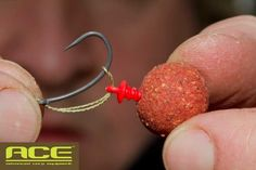 Attach your chosen Pop-Up. When a fish picks up the bait, it will struggle to eject it due to its blowback properties