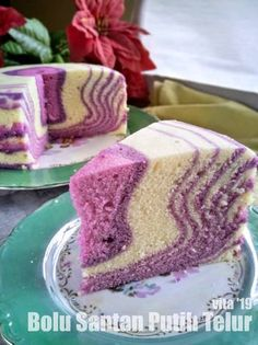 Cake Recipes, Snack Recipes, Dessert Recipes, Marmer Cake, Bolu Cake, Resep Cake, Asian Cake, Steamed Cake, Different Cakes