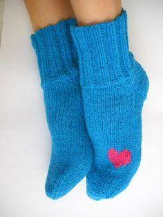 Cotton socks size 6.5 7 by kateusova on Etsy