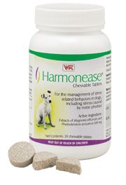 Harmonease™ Chewable Tablets - for noise phobia.  ___  I haven't seen these before. ~lg