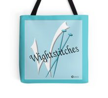 Wightstitches Logo... Tote Bag