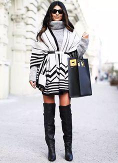 As baixas temperaturas estão chegando e para compor os looks de inverno, os casacos são essenciais.