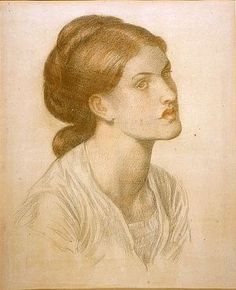 The models were muses, mistresses and wife's or all three.  Have times changed?   No value judgement on the PRB's, I treasure their work.  For Victorian times or any times, their lives were filled with the same pervasive issues that confront our modern society.  Dante Gabriel Rossetti - Jane Burden Morris