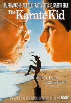 Karatê Kid (1984) ★★★ - Um longa com enredo totalmente sessão da tarde. Distrai, mas só. Vale, mas apenas como um revival.