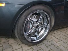 I just put on my new SAVINI BS-1 chrome. Front: 8,5 x 20, Offset 23, 245/45/20 Rear: 10 x 20, Offset 32, 275/45/20 Quality ot the Savini wheels is outstanding. bs1 camaro grey