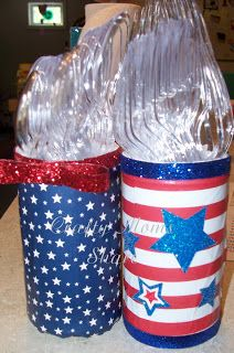Crafty Moms Share: Fourth of July Decorations