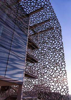 Architecture Portfolio, Contemporary Architecture, Architecture Diagrams, Home Design Store, House Design, Jaali Design, Solar Shades, Decorative Screens, Parametric Design