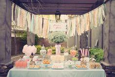 The Spontaneous Wardrobe: Shabby Chic Wedding