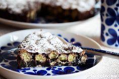 Kladdekake med sjokoladekrisp | Det søte liv