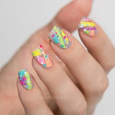 KBShimmer-Sun-Bleached-Neon-Decal-Nail-Art