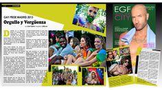 Multa por ruido al Orgullo Gay Madrid 2013 de 158.000 euros - Noticias EGF
