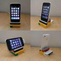 Phone Lego Holder