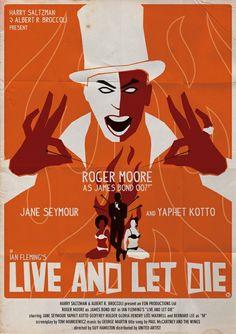 Live and Let Die - James Bond