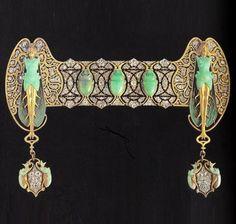 Lalique Egyptian Revival
