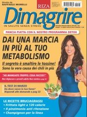 Riza Dimagrire n3 marzo 2014