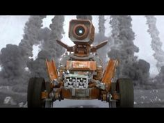 Enjoy this fantastic award winning CGI animated short film about a chance encounter that proves fateful for 2 robots mining on a desolate planet. Created by ...