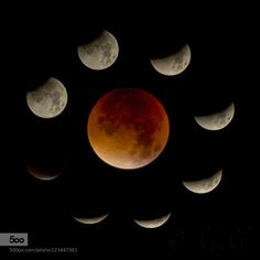 Super Blood Moon Total Lunar Eclipse 2015/09/28 Eerie phenomenon lights the sky  A wondrous sign of nature      https://youtu.be/wj9jkVQS-No