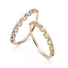 ▶반지 - 14k,18k골드 쥬얼리전문 도로시 Minimal Jewelry, Simple Jewelry, Cute Jewelry, Jewelry Rings, Jewelery, Jewelry Accessories, Jewelry Design, Fashion Rings, Fashion Jewelry
