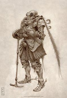 Characters: Baron - Keith Thompson