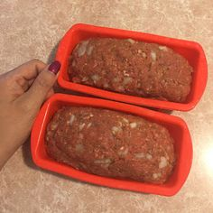 The air fryer continues to amaze me! These little meatloaves came out so cute and yummy! They made my house smell amazing. My 16-yea...