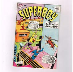 SUPERBOY (V1) #85 Gorgeous grade 8.5 Silver Age DC find!  http://cgi.ebay.com/ws/eBayISAPI.dll?ViewItem&item=291837224601&roken=cUgayN&soutkn=KnJg7x