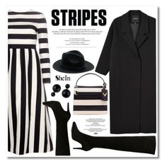"""""""sheinside"""" by ruska-10 ❤ liked on Polyvore featuring Monki, Valentino, Louis Vuitton, women's clothing, women, female, woman, misses, juniors and shein"""