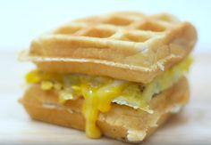 7 overraskende ting, du kan bruge dit vaffeljern til Crepe Recipes, C'est Bon, Apple Pie, Waffles, Snacks, Dinner, Breakfast, Healthy, Desserts