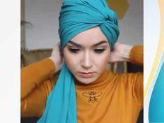 حجاب توربان بسيط و انيق و سريع - YouTube Hijab Turban Style, Mode Turban, Simple Hijab Tutorial, Hijab Style Tutorial, Pashmina Hijab Tutorial, Turban Tutorial, Muslim Fashion, Hijab Fashion, Doek Styles