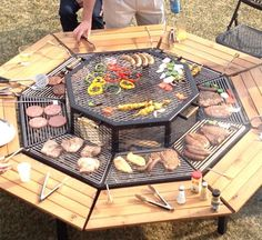 When I have a backyard for grilling and such I'd love to have this.