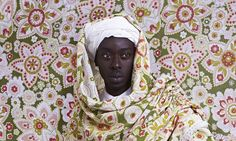 The Senagalese photographer impresses Arles with his vivid metaphorical portraits of African historical figures