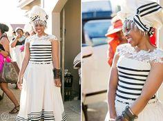 zulu traditional attire for African women – fashion - NALOADED African Wedding Dress, African Print Dresses, African Print Fashion, African Fashion Dresses, African Dress, African Style, African Clothes, African Prints, African Wear