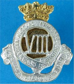 Canadian Hussars (Princess Louise's) Canadian Army Officers' collar badge for sale Princess Louise, Canadian Army, Commonwealth, Armed Forces, Badges, Empire, British, Museum, Canada