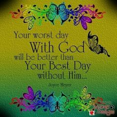 with God !!!!!