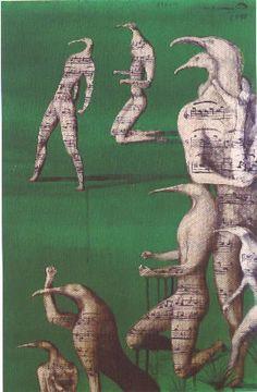 W D (Bill) Hammond » nz-artists Painter Artist, Artist Painting, Watercolor Paintings, Fireplace Art, New Zealand Art, Nz Art, Maori Art, Gcse Art, Surreal Art
