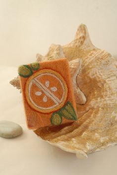 Handmade Felted Soap Just for You No2   Made with by MaDoSheDesigN, $15.00
