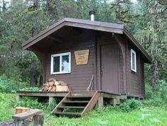Cabin Living in Alaska - Bing 圖片