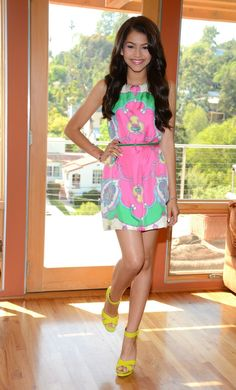 Zendaya Coleman - House Photoshoot in Los Angeles May 2012