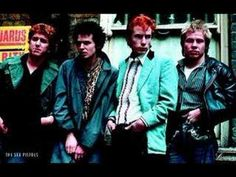 Sex Pistols - No Future (god save the queen)