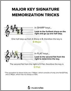 Whether you're just beginning to learn music theory or whether you've known it for years, it's always helpful to have a few handy guides laying around. Our music theory guides range from key signatures to Reading Sheet Music, Free Sheet Music, Piano Sheet Music, Major Key Signatures, Minor Scale, Music Theory, Teaching Music, How To Train Your, Guitar Lessons