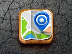 concept gps icon - Google Search