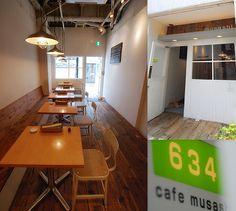cafe 634(カフェムサシ)…東銀座
