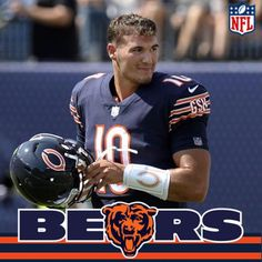 Mitch Trubisky https://www.fanprint.com/licenses/chicago-bears?ref=5750