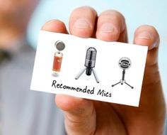 Which microphone do you use?