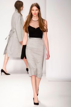 Jasper Conran Fall 2014 RTW Collection