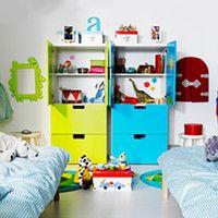 Wenn sich Geschwister ein Zimmer teilen: 7 Tipps | NetMoms.de
