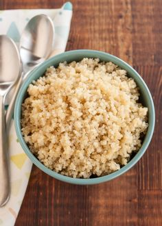 How To Cook Fluffy, Tasty Quinoa from The Kitchn