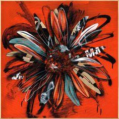 Kinsey Splatter Paint