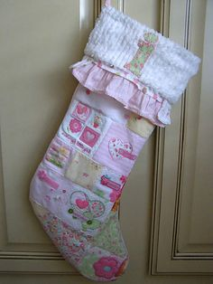 Heirloom Memory Christmas Stocking-1 | Heirloom Memory Chris… | Flickr