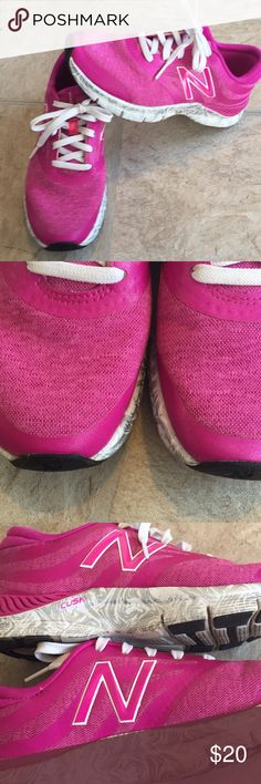New balance Athletic shoes In great used condition good tread no scuffs no stains New Balance Shoes Athletic Shoes